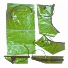 Комплект шин полимерных иммобилизационных пневматических