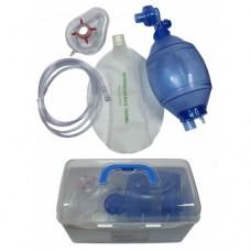 Мешок дыхательный для ручной ИВЛ (типа АМБУ) (многоразовый, одноразовый) (Взрослый, детский)